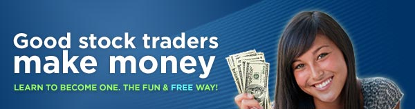 Learn to make money on the Stock Market