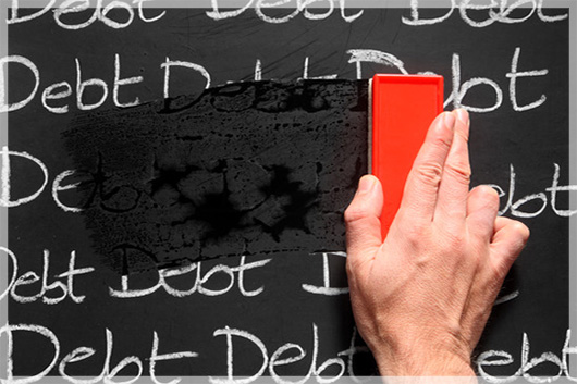 how to get out of overwhelming debt