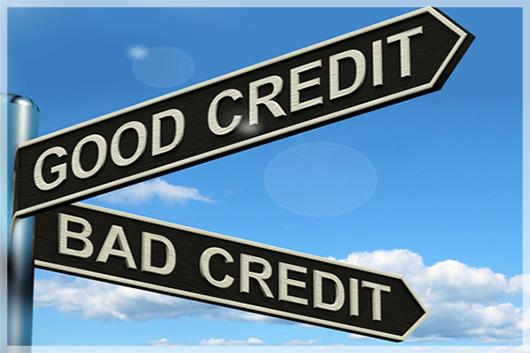 Bood vs. Bad Credit