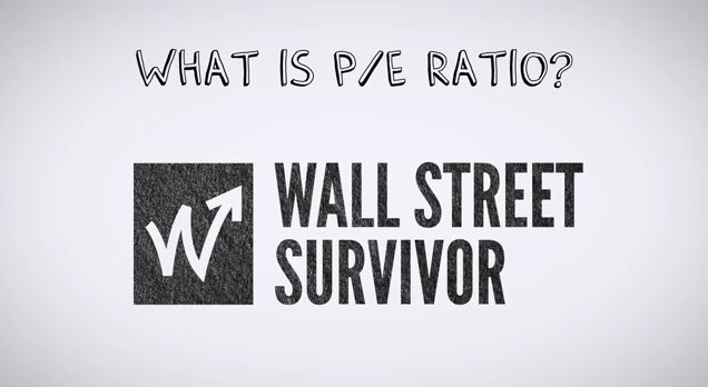 What is pe ratio