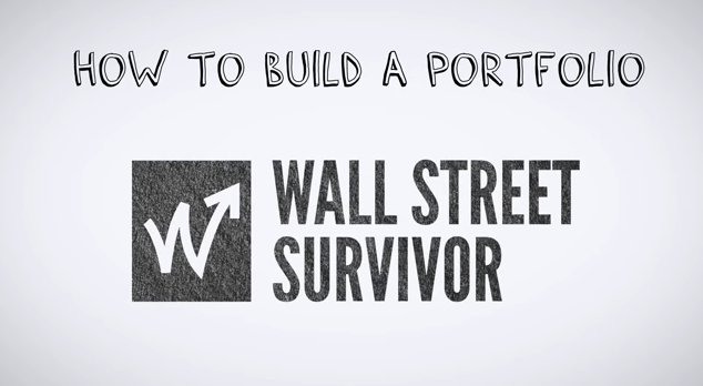 how to build a portfolio