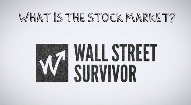 learning about the stock market