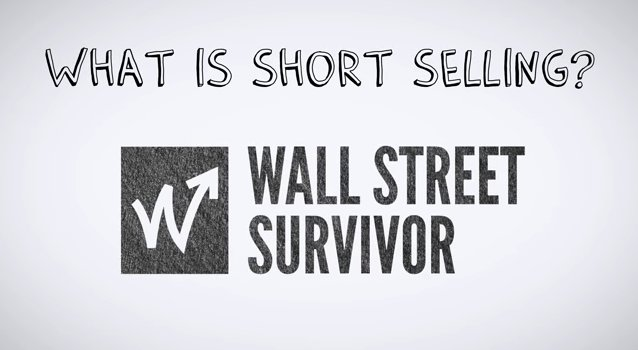 understanding short selling