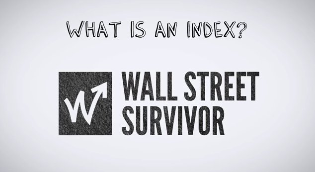 what is an index