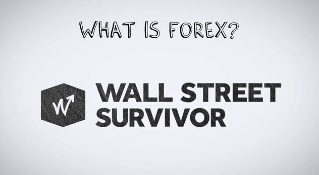 What is forex investing