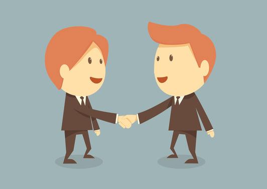 Handshake Buttonwood Agreement