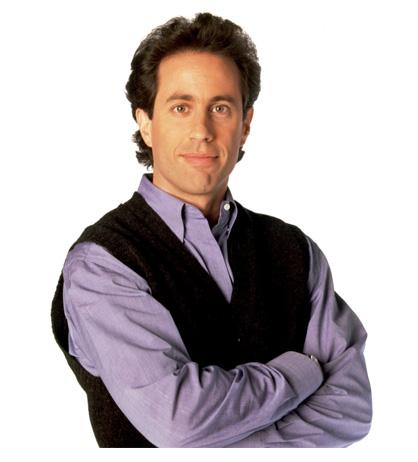 Jerry Seinfeld online brokerage
