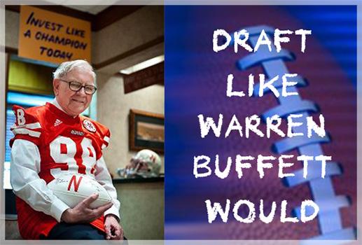 Warren Buffet draft